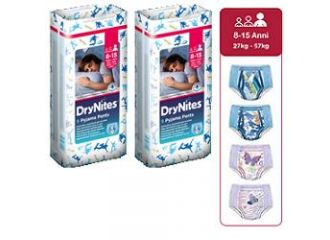 Huggies Drynites Boy 27/57k 9p