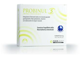 Probinul 5 Integratore Alimentare 12 bustine da 5 grammi
