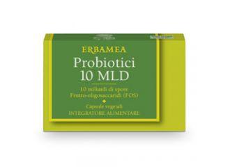 PROBIOTICI 10MLD 24 CPS EBM