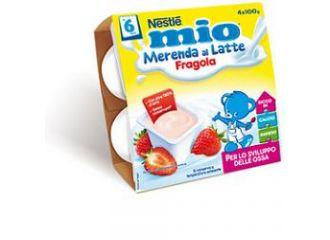 Nestle Mio Merenda Fra 4x100g