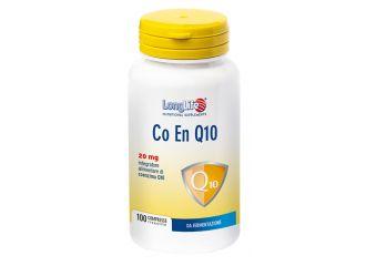 LONGLIFE COENZIMA Q10 100 Cpr