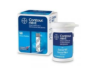 Contour Next Glicemia 50 strisce