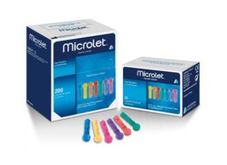 Microlet Lancette Pungidito 25 Lancette