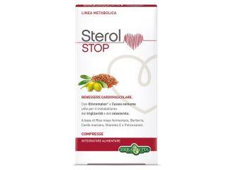 Erba Vita Sterol Stop Integratore Alimentare 30 compresse