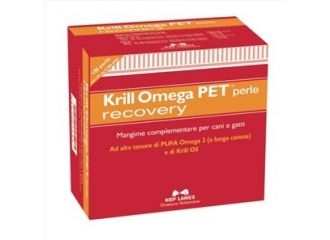 KRILL Omega Recovery 120 Perle
