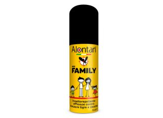 Alontan Family Spray Icaridina 75ml