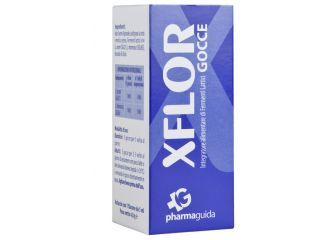 Xflor Gocce 5ml