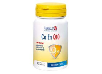 LONGLIFE COENZIMA Q10  30Perle