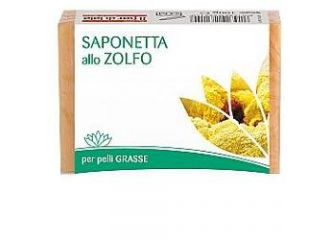Saponetta Zolfo 100g