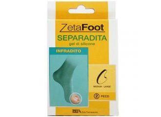 ZETA FOOT.Infradito 2pz M+L
