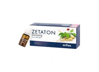 ZETATON GINSENG 12fl.10ml