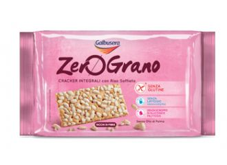 ZEROGRANO Crackers Int.360g