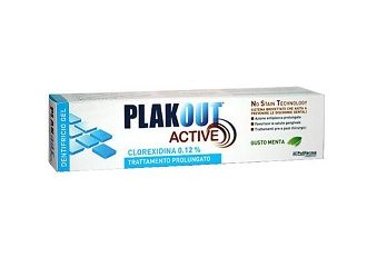 PLAK OUT Act.Dent.0,12% 75ml