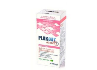 PLAK OUT Act.Sollievo 200ml