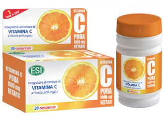 Vitamina C Pura 1000mg Retard 30 compresse