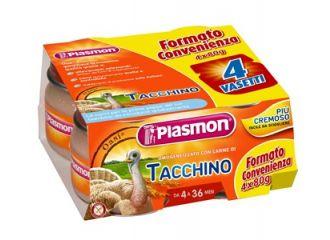Plasmon Omog Tacch C/gift 80x4