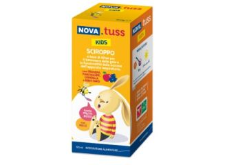 NOVA TUSS KIDS Scir.160g