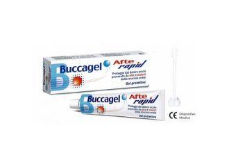 BUCCAGEL Afte Rapid Gel 10ml
