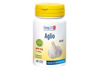 LONGLIFE AGLIO 1% 60 Cps