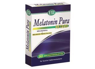 Melatonin Retard 1mg 90 Microtavolette.ESI