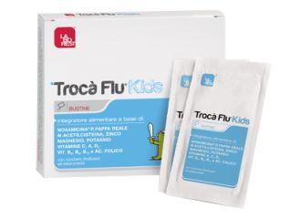 TROCA'FLU'Kids 10 Bust.