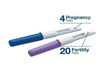 Clearblue Stick di Fertilità Stick 20+4