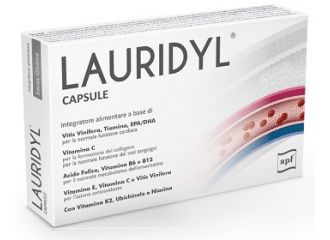 LAURIDYL 20 Cps