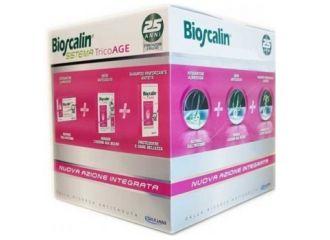 Bioscalin Tricoage Compresse+siero+shampoo