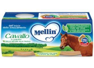 Mellin Omog Cavallo/patat2x80g