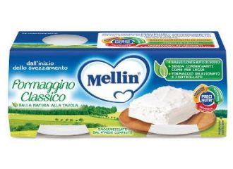 Mellin Baby Formaggino 2x80g