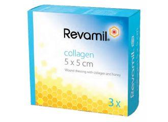 REVAMIL Collagen cm5x5 3pz