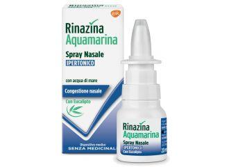 Rinazina Acquamarina Soluzione Nasale Ipertonica 20 ml