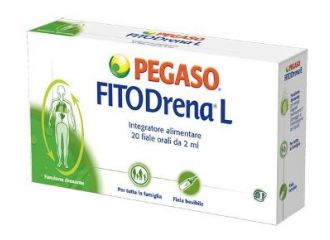 FITODRENA-L 20 F.2ml    PEGASO