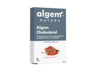ALGEM CHOLESTEROL 30 Cpr