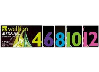 WELLION MEDFINE  6 31G 100pz