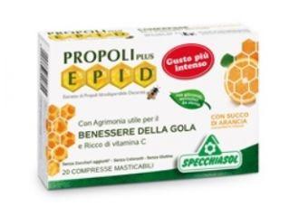 EPID Propoli Arancia 20 Cpr