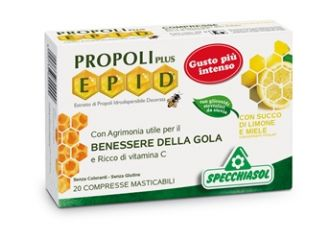 EPID 20 Cpr Miele/Limone