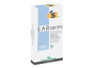 GSE EAR DROPS Gtt Aur.10f.3ml