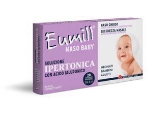 EUMILL Naso Baby Ipert.20x5ml
