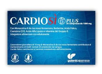 CARDIOSI'Plus 20 Cpr 1080mg