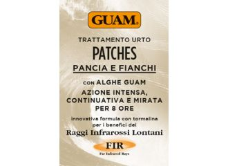 GUAM Patches Tr.Pan/Fianchi8pz