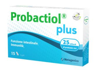 PROBACTIOL Plus Prot.Air 15Cps