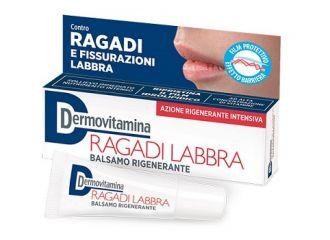 Dermovitamina Ragadi Labbra