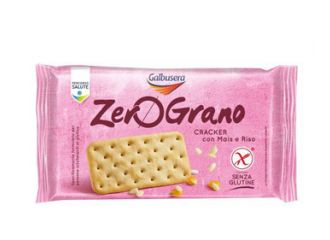 ZEROGRANO Crackers S/G 320g