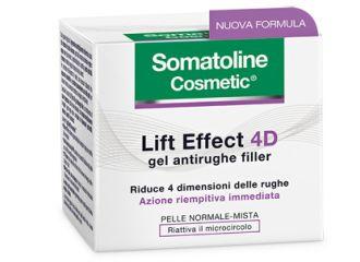 Somatoline Cosmetic Viso 4D Filler Gel Antirughe 50ml