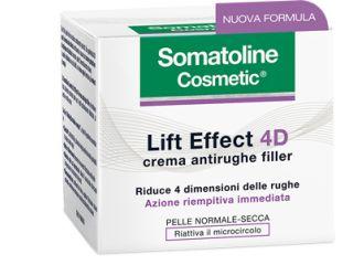 Somatoline Cosmetic Viso 4D Filler Giorno Crema Antirughe 50 Ml