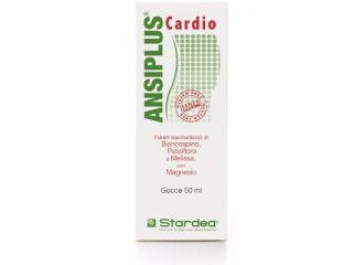 Stardea Ansiplus Cardio Gocce 50 ml
