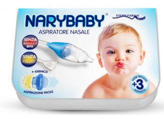 NARY BABY Asp.Nasale+3Filtri