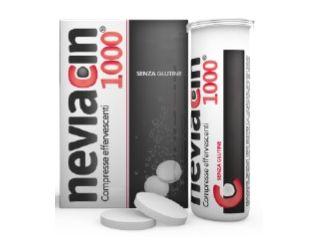 Neviacin 1000 20 compresse Effervescente