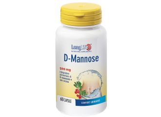 LONGLIFE D-MANNOSE 60 Cps